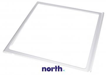 Szyba | Półka szklana kompletna do lodówki LG 3551JA1026K
