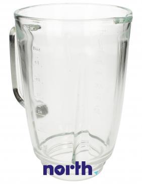 Dzbanek | Pojemnik blendera szklany do robota kuchennego Kenwood KW681957