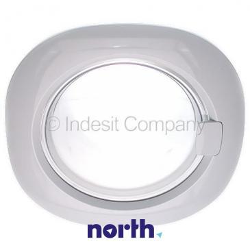 Okno | Drzwi kompletne bez zawiasów do pralki C00057642