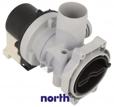 Pompa odpływowa kompletna (C00085617) do pralki Indesit/Hotpoint 482000027683