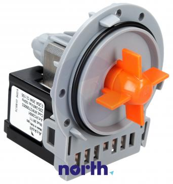 Silnik pompy odpływowej EBS0210059 do pralki Vedette AS6005275
