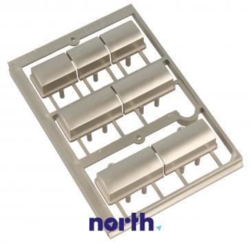 Klawisz | Przycisk panelu sterowania do mikrofalówki 50280505004