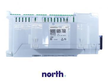 Moduł sterujący (w obudowie) skonfigurowany do zmywarki Bosch 00653252