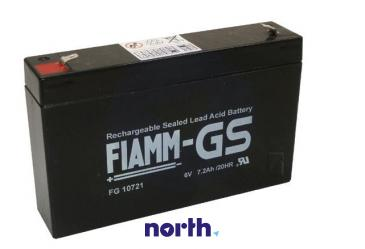 FG10721 Akumulator UPS 6V 7200mAh Fiamm (1szt.)