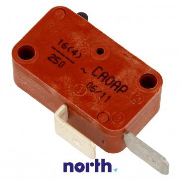 Przełącznik | Mikroprzełącznik drzwi do zmywarki Indesit 482000022734