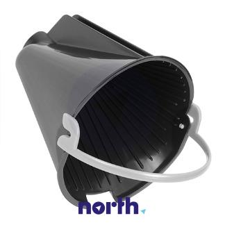 Koszyk | Uchwyt stożkowy filtra (czarny) do ekspresu do kawy 4055105615