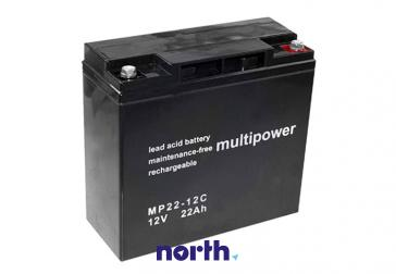 MP2212C Akumulator UPS 12V 22000mAh Multipower (1szt.)