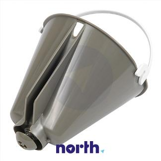 Koszyk | Uchwyt stożkowy filtra (biały) do ekspresu do kawy 4055105631