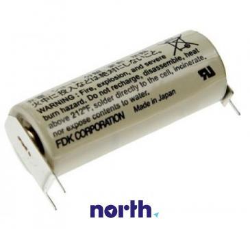 CR17450SEFT1 Bateria CR17450SEFT1 3V 2500mAh (1szt.)
