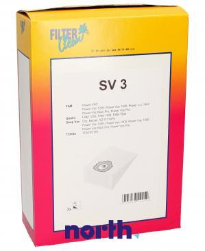Worek do odkurzacza SV3 Power Vac 3szt. 000276K