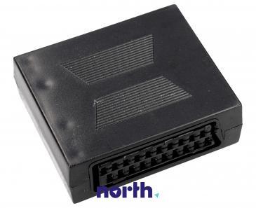 Łącznik SCART (gniazdo/ gniazdo) standard
