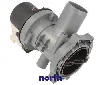 Pompa odpływowa kompletna (482000027186) do pralki Indesit/Hotpoint C00064950