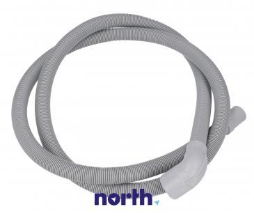 Rura | Wąż odpływowy 2m do pralki Indesit 482000022764