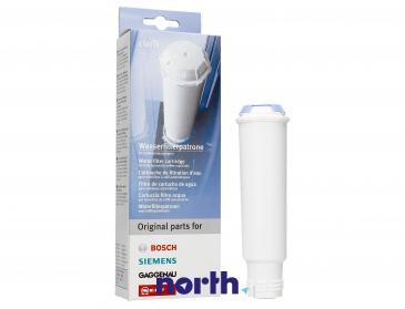 Filtr wody Claris TCZ6003 1szt. do ekspresu do kawy Bosch 00461732