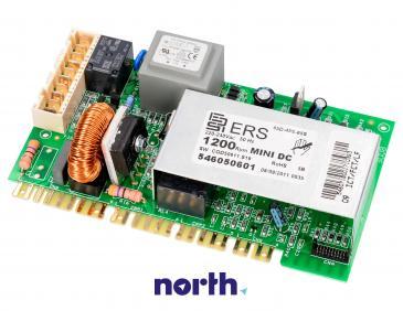 Moduł elektroniczny skonfigurowany do pralki 546050600