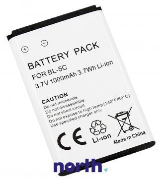 Akumulator | Bateria Li-Ion GSMA37038C 3.7V 750mAh do smartfona
