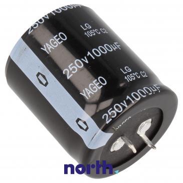1000uF | 250V Kondensator elektrolityczny 105°C 45mm/35mm