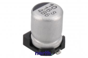 10uF | 16V Kondensator elektrolityczny 105°C SMD 5mm/4mm