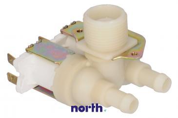Elektrozawór wody do pralki Merloni 534008700