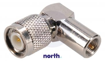 Adapter TNC - FME (wtyk/ wtyk)