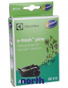 Wkład zapachowy ZE212 (sosnowy) 4szt. do odkurzacza Electrolux 9001665075