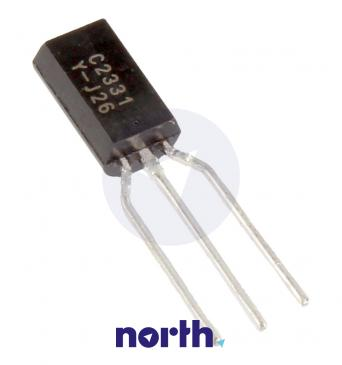 2SC2331 TO220 Tranzystor TO-220 (npn) 100V 2A 100MHz