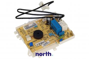 Moduł sterujący (w obudowie) skonfigurowany do zmywarki Indesit 482000029729