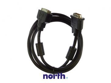 Kabel DVI 1.8m 24+5 (gniazdo/ 24+1 wtyk)