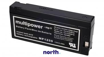 MP1250 Akumulator UPS 12V 2000mAh Multipower (1szt.)