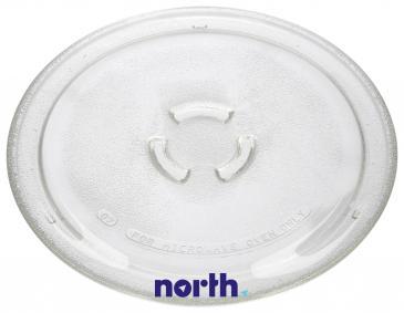 Talerz szklany do mikrofalówki 25cm Whirlpool 481246678412