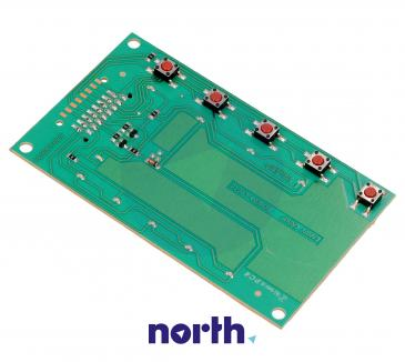 Moduł obsługi panelu sterowania skonfigurowany do pralki 41010895