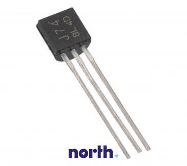 2SJ74BL Tranzystor TO-92 (p-channel) 25V 0.02A
