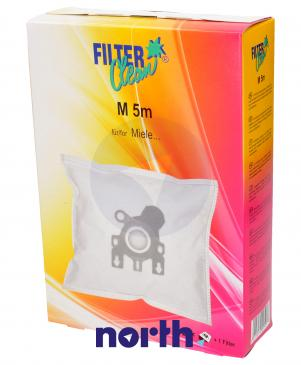 Worek do odkurzacza M5/6/8M 4szt. (+2 filtry) FL0014K