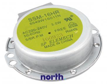 Silnik napędowy SSM-16HR mikrofalówki LG 6549W1S011N