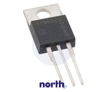 SPP17N80C3 Tranzystor TO-220 (n-channel) 800V 17A 66MHz