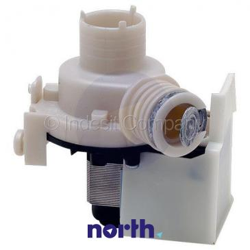 Pompa odpływowa kompletna (482000028602) do pralki Indesit/Hotpoint C00112653