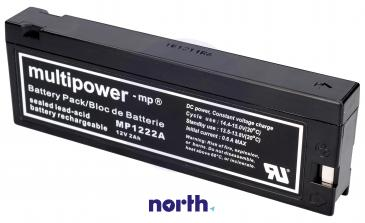 MP1222A Akumulator UPS 12V 2200mAh Multipower (1szt.)