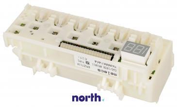 Programator | Moduł sterujący (w obudowie) skonfigurowany do zmywarki Siemens 00493323