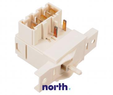 Wyłącznik | Włącznik sieciowy do zmywarki Electrolux 1111433007