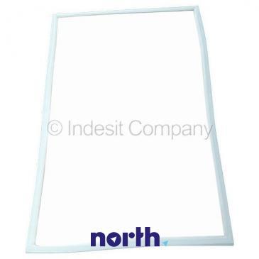 Uszczelka drzwi chłodziarki do lodówki Indesit C00117019