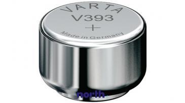 V393 | SR48 | 393 Bateria srebrowa 1.55V 65mAh Varta (10szt.)