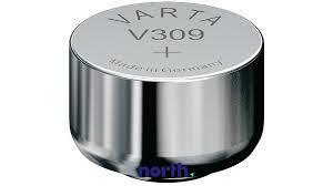 V309 | SR48 | 309 Bateria srebrowa 1.55V 70mAh Varta (10szt.)