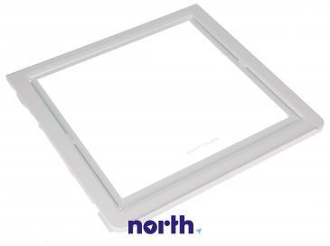 Półka szklana zamrażarki do lodówki Siemens 00446034