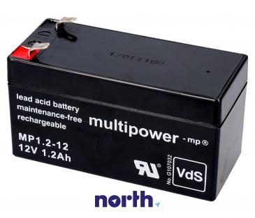 MP1,212 Akumulator UPS 12V 1200mAh Multipower (1szt.)