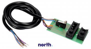 Sterownik | Płytka z przełącznikami panelu sterowania do okapu Gorenje 248779