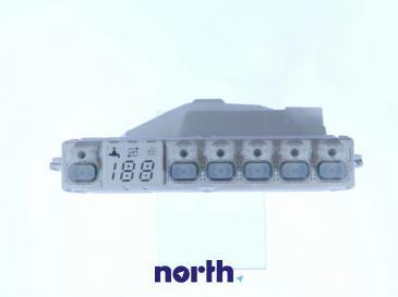 Programator | Moduł sterujący (w obudowie) skonfigurowany do zmywarki Siemens 00497490