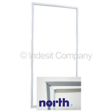 Uszczelka drzwi chłodziarki do lodówki Indesit 482000029643