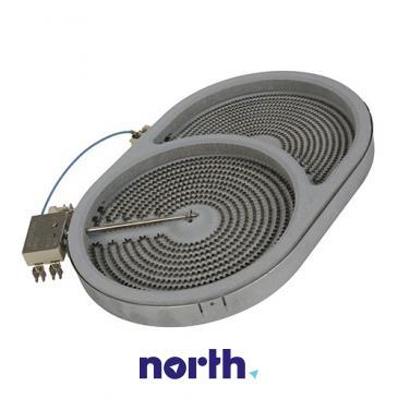 płytka grzejna | Pole grzejne rozszerzone do płyty grzewczej Electrolux 8996613335554