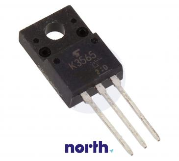 2SK3565 Tranzystor TO-220 (n-channel) 900V 5A 30MHz