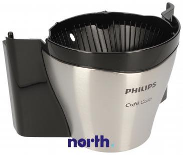 Koszyk | Uchwyt stożkowy filtra do ekspresu do kawy Philips 996500032694